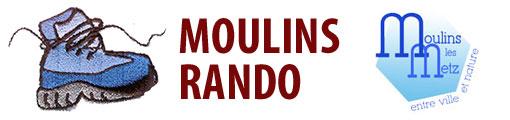 Moulins rando Logo